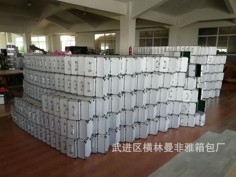 定制铝合金急救医药箱 家用医药收纳铝箱 9寸、12寸、14寸、16寸