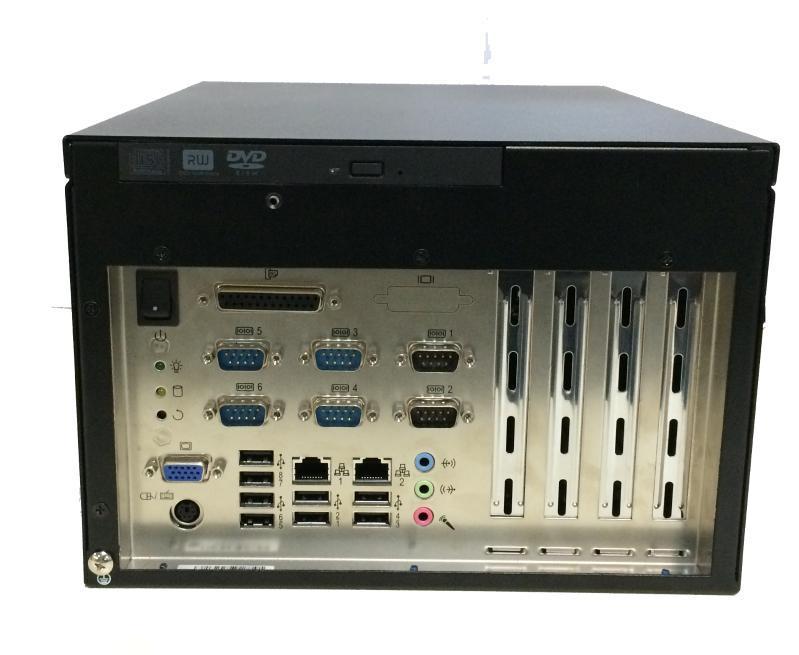 研祥IPC-620小型緊湊型整機突破業界歷史IPC整機最小尺寸,可與無風扇整機媲美
