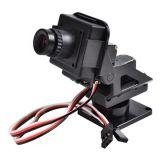 FPV摄像头迷你 高清微型CMOS摄像头 带舵机云台 CM210