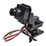 FPV攝像頭迷你 高清微型CMOS攝像頭 帶舵機雲臺 CM210