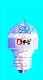 LED负离子空气净化灯 (YFZ-LED-1W)
