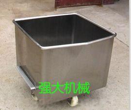 食品用小料车 装料车 304不锈钢运料车
