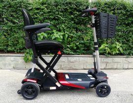 舒莱适S3021锂电池遥控折叠便携式老年代步车
