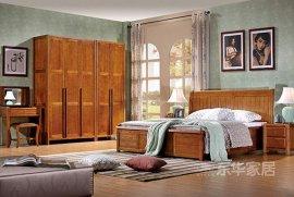 东华家居供应实木高箱床 储物床 双人床 可量身定做欢迎订购!
