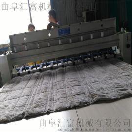 多功能家用棉被底线引被机 多针底线引被机生产厂家
