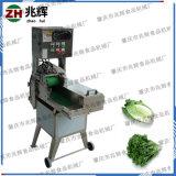蔬果多功能切段切粒切片不鏽鋼單頭切菜機 廚房專用機械