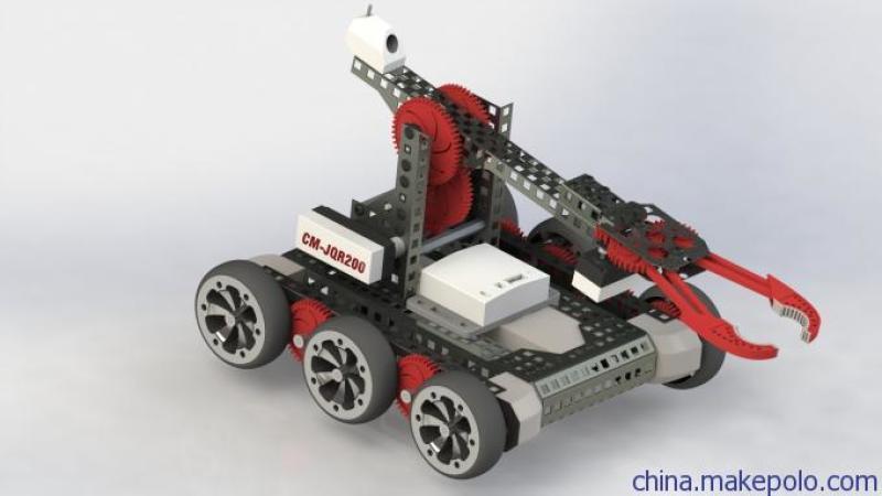 救援机器人设计外包 技术研发