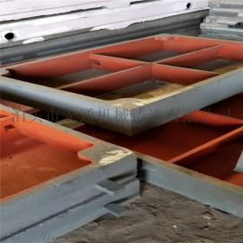 宏通铸铁平台平板钢件工作台焊接平台工业平板划线平台