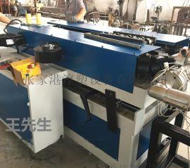 PE/PVC双壁波纹管挤出生产线设备