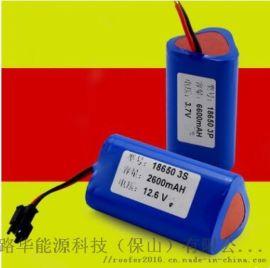 12V锂电池 聚合物 太阳能路灯6AH安时6000毫安时35W 55W氙气灯