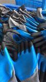 福建30米劳保手套挂胶机生产线手套设备
