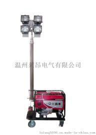 防汛抢险专用照明车/自发电照明装置SFW6110