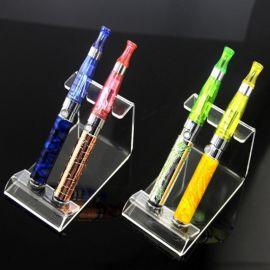 亚克力电子烟展示架C形弯折眉笔电动牙刷陈列架卖场