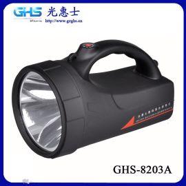 黑色磨砂面大功率LED探照灯(5W)