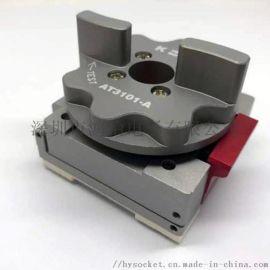 芯片测试座IC测试夹具BGA模块半导体定制测试方案