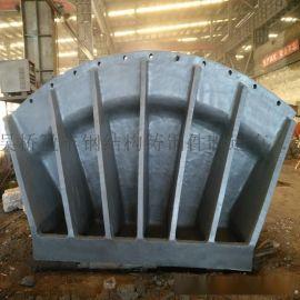 铸钢支座 索鞍索夹加工 铸钢节点厂家吴桥盈丰铸钢专业生产铸钢件
