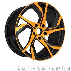 佛山轿车19寸轮毂改装锻造铝合金轮毂