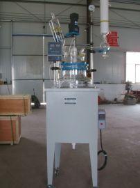 予华 厂家直销 YDF合成反应  单层玻璃反应釜