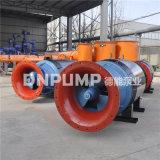 人工造浪泵生產廠家-德能500QZB潛水軸流泵