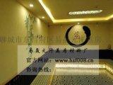 蘭州汗蒸洗浴休閒大廳專業安裝,汗蒸房材料基地