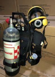 霍尼韦尔C900正压式空气呼吸器