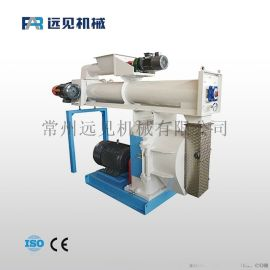 远见SZLH350饲料加工机械 鹅饲料颗粒加工机械