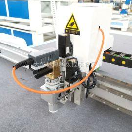 软玻璃桌布振动刀切割机 自动送料振动刀切割机