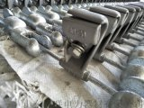 光缆金具4D系列防震锤 厂家直供护线条