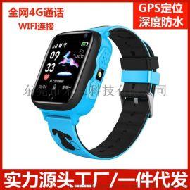 4G智慧手錶防水全網通gps定位