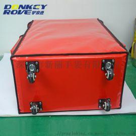大容量外卖保温箱户外野餐烧烤保鲜箱骑手装备可定制