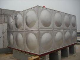 承压水箱 整体玻璃钢水箱 生活水箱作用