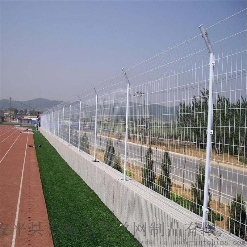 双边丝围墙护栏@硼海镇围墙围网@铁丝山地围墙护栏网