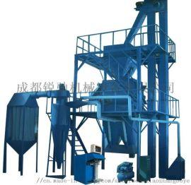 成都中型干粉砂浆生产线