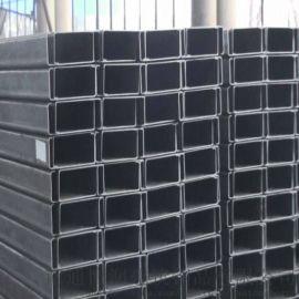 廠家直銷鍍鋅C型鋼 衝孔C型鋼 可來料加工