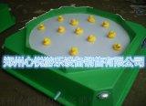 新款小鴨子釣魚機/天津室內外小型電動釣魚玩具