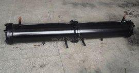 冷水机专用壳管式冷凝器,钛管冷凝器