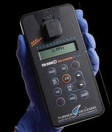 美国特纳TD-500D便携式水中油分析仪