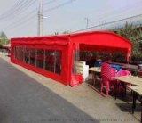 北京海淀定制推拉雨棚活动伸缩帐篷大排档烧烤物流棚