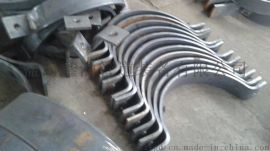 无锡  高品质双孔扁钢管夹 鑫涌厂家直销管夹