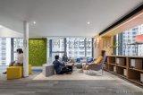 【名设网办公室效果图设计】现代办公空间设计理念解析
