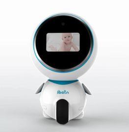 ibotn儿童智能机器人,宝宝陪伴学习两不误