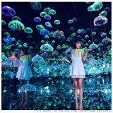 各种规格尺寸的水母灯吊灯