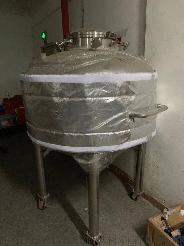 储物罐可拆卸式保温套