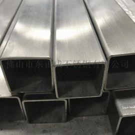 东营不锈钢方管,亚光304不锈钢方管