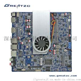 ZC-T3855SL 是一款  MINI-ITX 工控主板,板载INTEL  代赛扬 3855U
