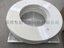 金焰耐高温1260度陶瓷纤维垫片