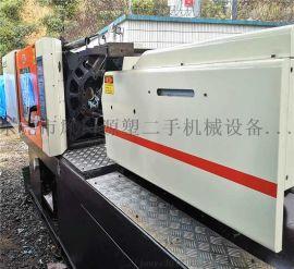 低价2010年震雄jm138-ai卧式复合注塑机 品牌双色卧式注塑成型机