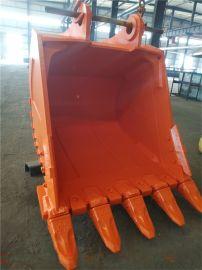ZX350挖掘机挖斗 岩石斗生产厂家 济宁天诺机械