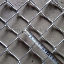 热镀锌勾花网@菱形防护铁丝网@热镀锌勾花网生产厂家