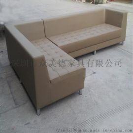 酒吧沙发定做工厂KTV沙发卡座异形U型沙发半圆卡座
